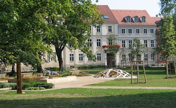 Getraudenpark in Frankfurt (Oder), Foto: Andreas Thierbach/ Stadt Frankfurt (Oder)