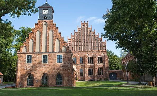 Kloster Zinna, Foto: TMB-Fotoarchiv/Steffen Lehmann