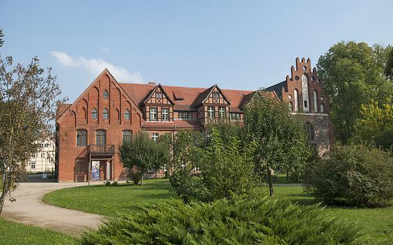Abteigebäude im Kloster Stift zum Heiligengrabe