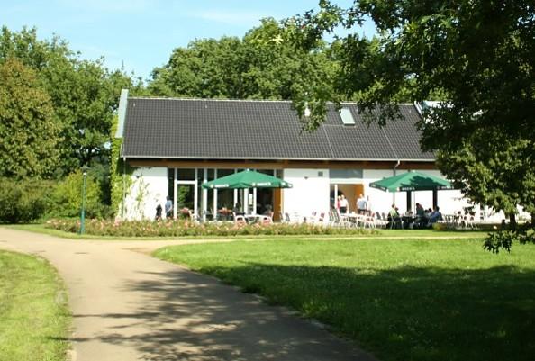 Parkcafé im Spreeauenpark, Foto: CMT Cottbus