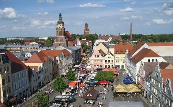 Öffentliche Stadtführung Cottbus