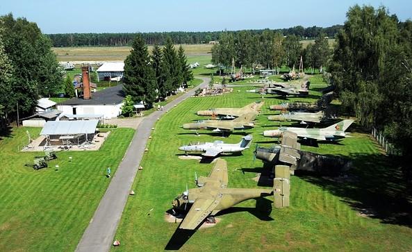 Flugplatzmuseum Cottbus, Foto: Flugplatzmuseum Cottbus