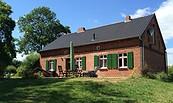 Elbferienhaus am See