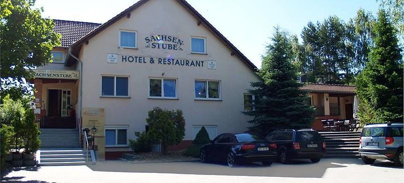 Hotel und Restaurant Sachsenstube