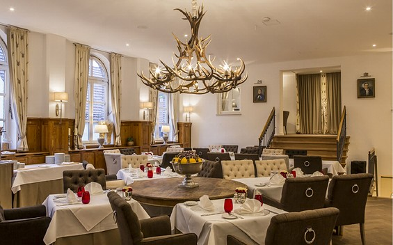 """Restaurant """"Feine Küche"""" Zum Grünen Strand der Spree im SPREEWALDRESORT Seinerzeit"""