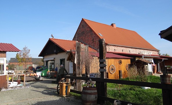 Hofladen, Foto: Wolfgang Roth