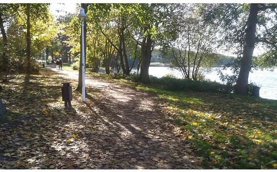 """5. Etappe """"66-Seen-Wanderweg"""": Acht Seen an einem Tag"""