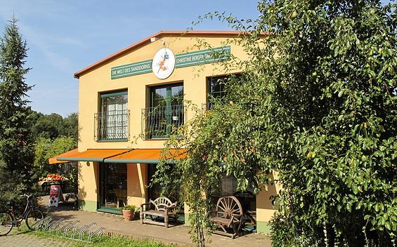 Hofladen und Spezialitätenmarkt im Sanddorn-Garten