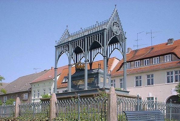 Das Luisendenkmal, Foto: Mathias Marx