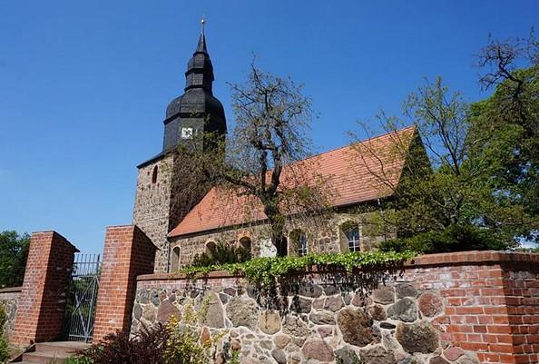 Kirche Dennewitz, Foto: TV Fläming
