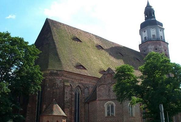 Stadtpfarrkirche St. Marien Herzberg, Foto: TV Elbe-Elster-Land e.V.