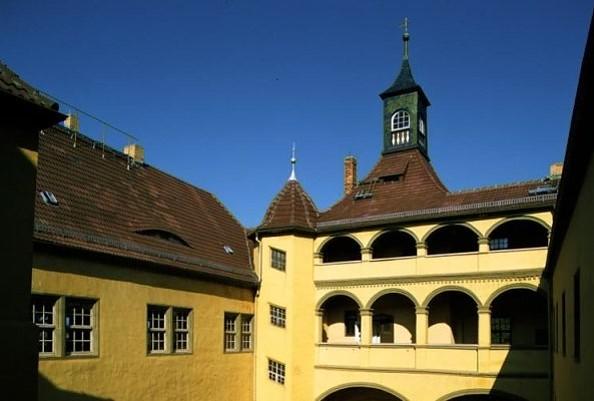 Schloss Finsterwalde © TMB/ Böttcher