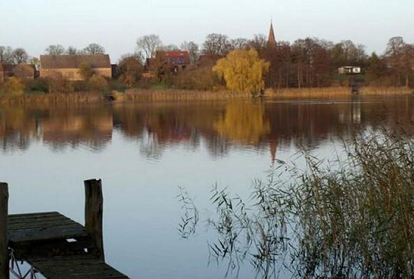 erbststimmung im Naturpark Stechlin-Ruppiner Land, Foto: Archiv LUGV