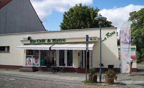 Restaurant La Rosa, Foto: Sylvia Seefeld