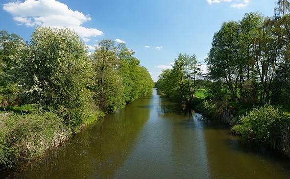 Bootssteg Emster Kanal, Foto: Jan Hoffmann