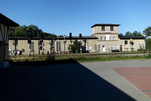 Gleisanlagen Eisenbahnmuseum