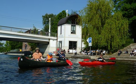 Bootsvermietung Wassersportzentrum Alte Feuerwache