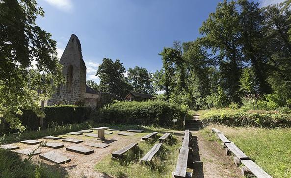 Ruine des Kloster Lindow (Mark), Foto: TMB-Fotoarchiv/Steffen Lehmann