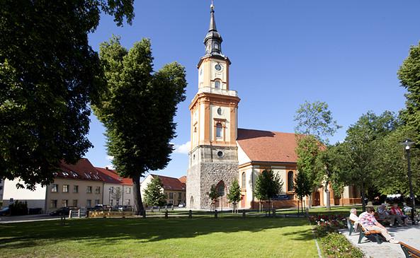 Maria Magdalenen Kirche Templin, Foto: Paul Hahn
