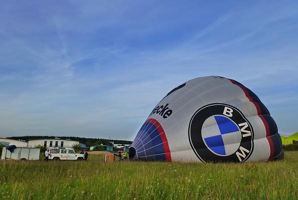 Thomas Piede Balloon Adventures 3, Foto: Tourismusverband Dahme-Seen e.V.