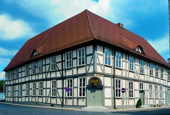 Tourist-Information im Museum Eberswalde