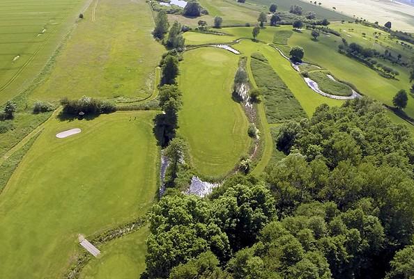 Luftbild,Foto: Potsdamer Golf-Club e.V.