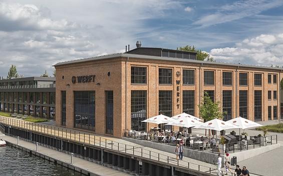 """Restaurant """"Werft"""""""
