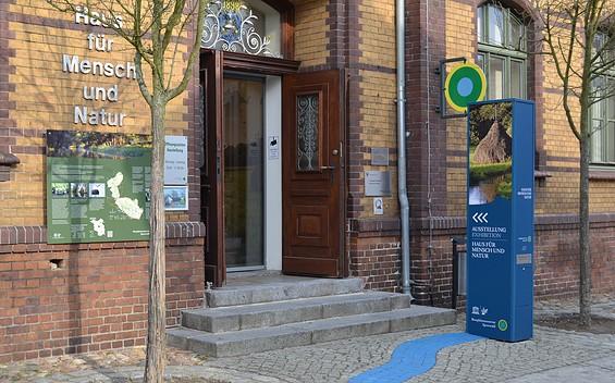 Haus für Mensch und Natur - Besucherinformationszentrum im Biosphärenreservat Spreewald