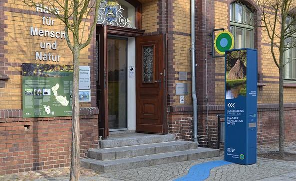 Haus für Mensch und Natur in Lübbenau, Foto: Biosphärenreservat Spreewald
