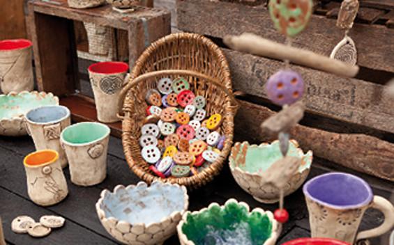 KnoppTopp Keramik