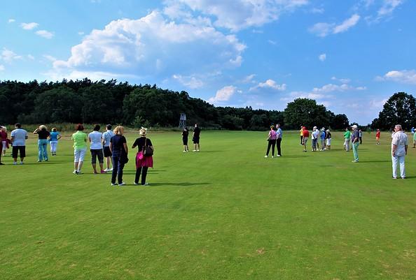 Golfplatz, Foto: GolfRange Berlin-Großbeeren