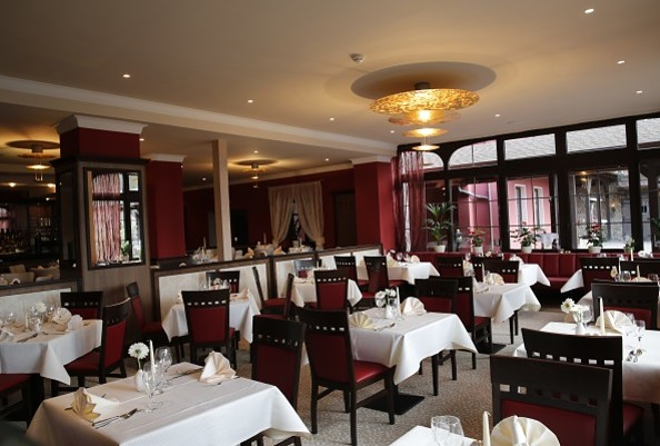 Restaurant Royal im The Lakeside Burghotel zu Strausberg, Foto: The Lakeside Burghotel zu Strausberg