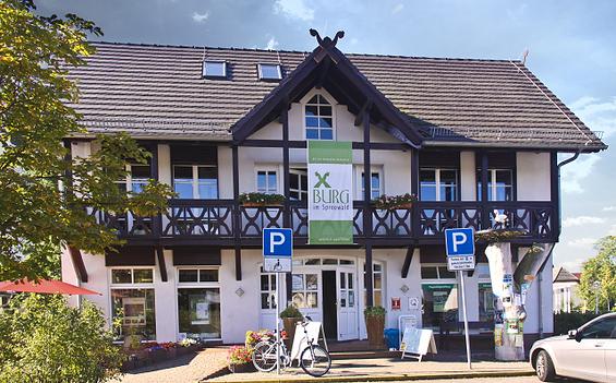 Touristinformation Burg (Spreewald)