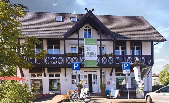 Touristinformation Burg (Spreewald), Foto: Touristinformation Burg (Spreewald)