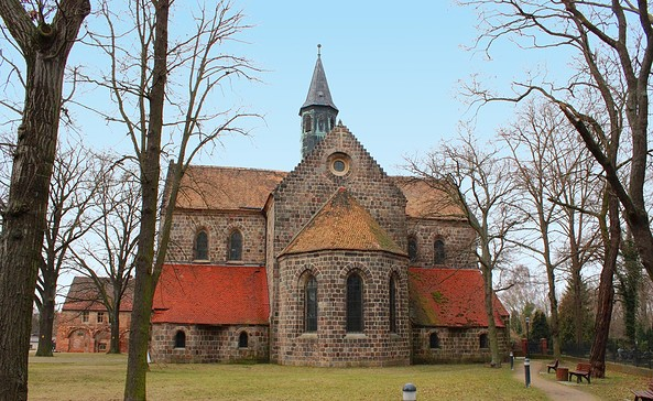 Klosterkirche Zinna, Foto: Tourismusverband Fläming e.V. / A. Stein
