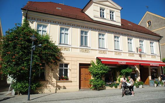 Spreewald-Touristinformation Lübbenau