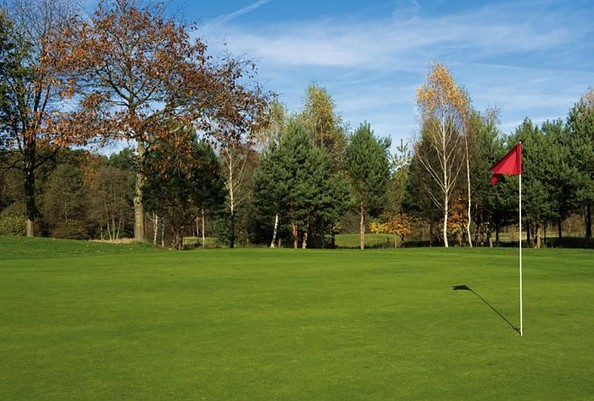 Der Golfplatz, Foto: GolfResort Semlin am See