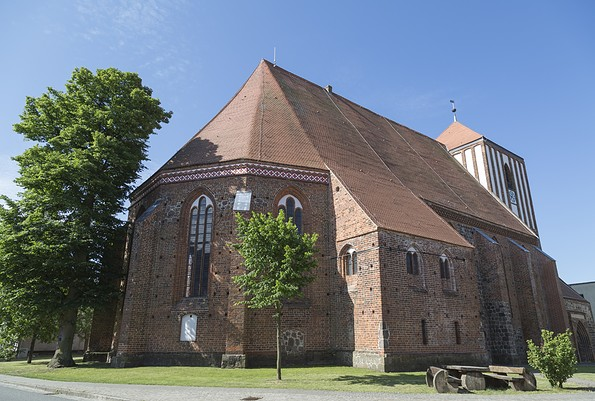 Stadtkirche St. Peter und Paul in Wusterhausen/Dosse, Foto: TMB-Fotoarchiv/Steffen Lehmann