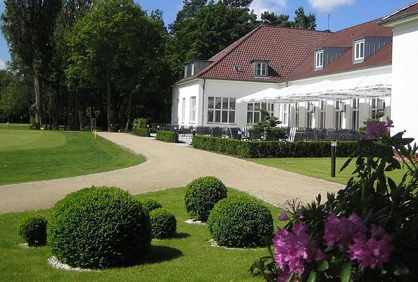 Clubhaus, Foto: Berliner Golf Club Gatow e.V.