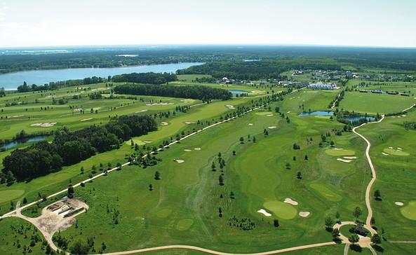 Platzaufnahme, Foto: Golf- & Country Club Seddiner See e.V.