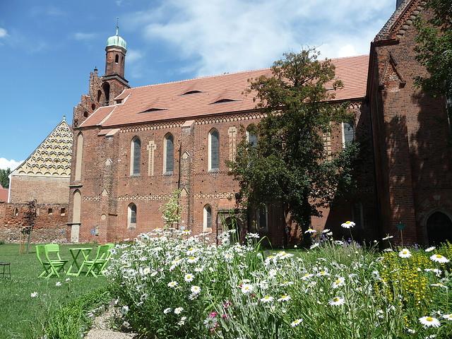 Zisterzienser Nonnenkloster Marienstern, Mühlberg