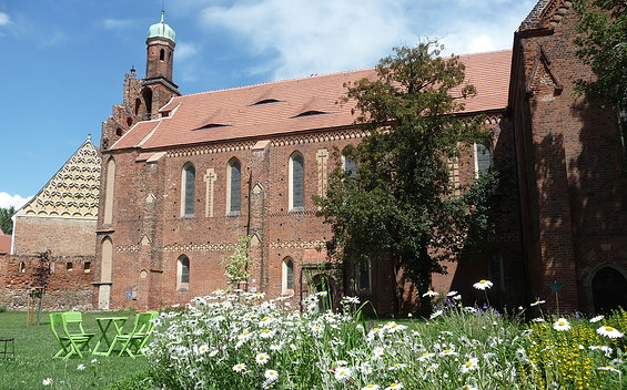 Zisterzienser Nonnenkloster Marienstern