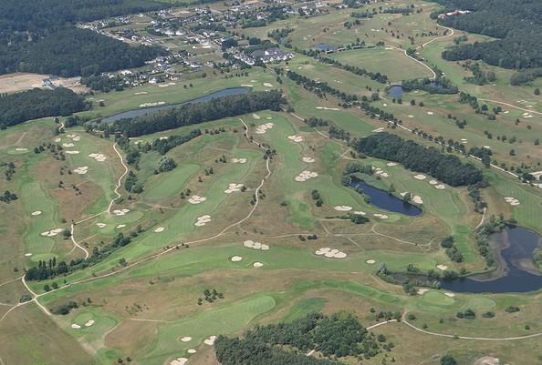 Luftaufnahme, Foto: Golf- & Country Club Seddiner See e.V.