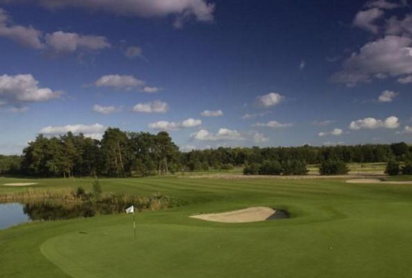Blick auf die Anlage, Foto: GolfResort Semlin am See