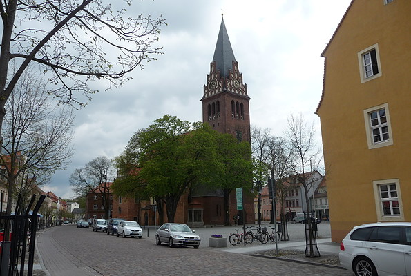 Kirche Bad Liebenwerda, Foto: Tourismusverband Elbe-Elster-Land