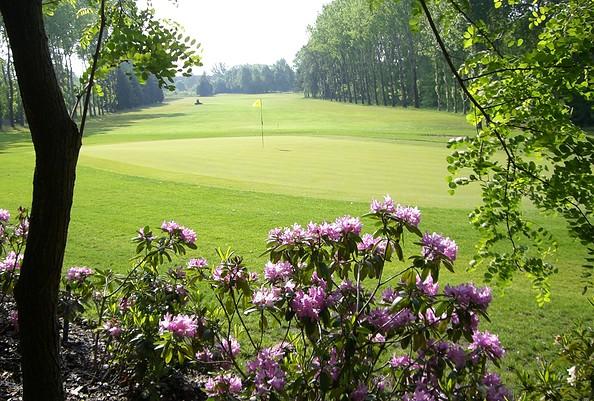 Blick auf den Golfplatz, Foto: Berliner Golf Club Gatow e.V.