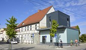 Tourist-Information im Museum Eberswalde, Foto: Stadt Eberswalde