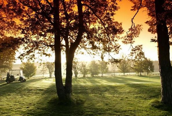 Blick über den Golfplatz, Foto: GolfResort Semlin am See