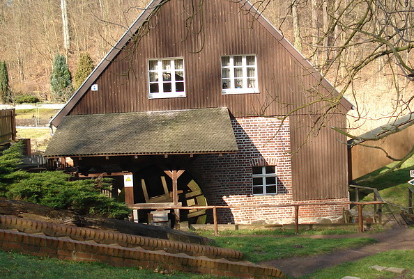 Die Schwerzkoer Mühle, © Foto: Sieghard Lang