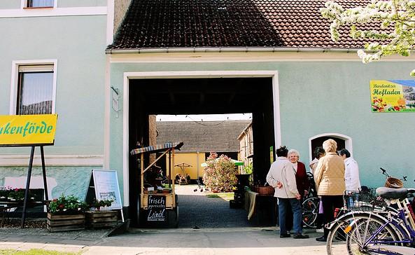 Bardenotzer Hofladen, Foto: Laura Schneider